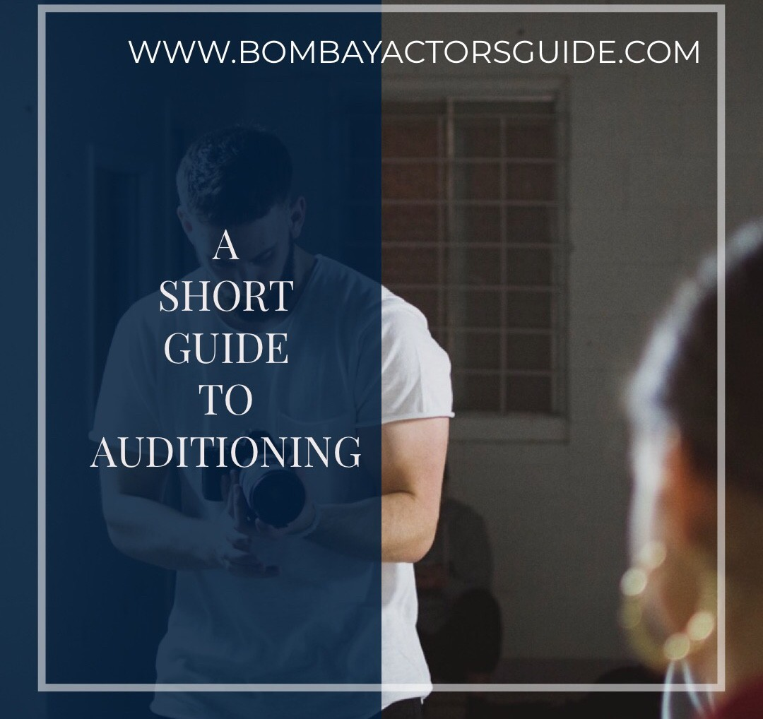 how to prepare for acting audition